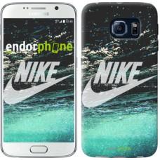 Чехол для Samsung Galaxy S6 G920 Water Nike 2720c-80