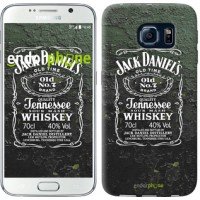 Чехол для Samsung Galaxy S6 G920 Whiskey Jack Daniels 822c-80