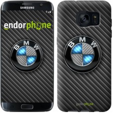 Чехол для Samsung Galaxy S7 Edge G935F BMW. Logo v3 3109c-257