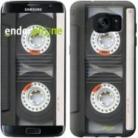 Чехол для Samsung Galaxy S7 Edge G935F Кассета 876c-257