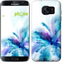 Чехол для Samsung Galaxy S7 Edge G935F цветок 2265c-257