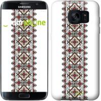 Чехол для Samsung Galaxy S7 Edge G935F Вышиванка 22 590c-257