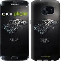 Чехол для Samsung Galaxy S7 Edge G935F Game of thrones. Stark House 1120c-257