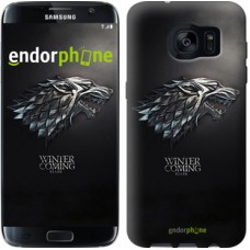 Чехол для Samsung Galaxy S7 Edge G935F Game of thrones. Stark House 1120c-257