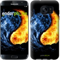 Чехол для Samsung Galaxy S7 Edge G935F Инь-Янь 1670c-257