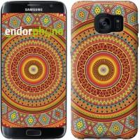 Чехол для Samsung Galaxy S7 Edge G935F Индийский узор 2860c-257