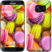 Чехол для Samsung Galaxy S7 Edge G935F Макаруны 2995c-257
