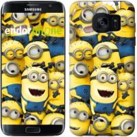 Чехол для Samsung Galaxy S7 Edge G935F Миньоны 8 860c-257