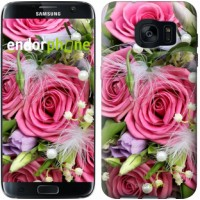 Чехол для Samsung Galaxy S7 Edge G935F Нежность 2916c-257