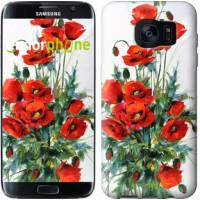 Чехол для Samsung Galaxy S7 Edge G935F Маки 523c-257