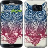 Чехол для Samsung Galaxy S7 Edge G935F Сова 2 2726c-257