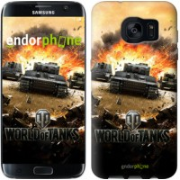 Чехол для Samsung Galaxy S7 Edge G935F World of tanks v1 834c-257