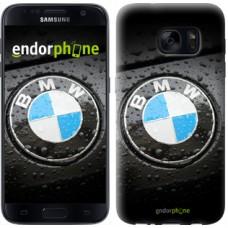 Чехол для Samsung Galaxy S7 G930F BMW 845m-106
