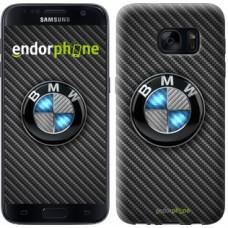 Чехол для Samsung Galaxy S7 G930F BMW. Logo v3 3109m-106