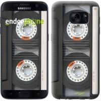 Чехол для Samsung Galaxy S7 G930F Кассета 876m-106