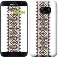 Чехол для Samsung Galaxy S7 G930F Вышиванка 22 590m-106