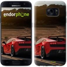 Чехол для Samsung Galaxy S7 G930F Lamborghini v2 2948m-106