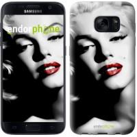 Чехол для Samsung Galaxy S7 G930F Мэрилин Монро 2370m-106