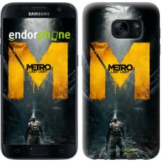 Чехол для Samsung Galaxy S7 G930F Metro. Last light 631m-106