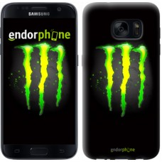 Чехол для Samsung Galaxy S7 G930F Monster energy 821m-106