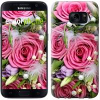 Чехол для Samsung Galaxy S7 G930F Нежность 2916m-106
