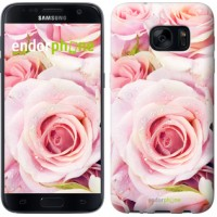 Чехол для Samsung Galaxy S7 G930F Розы 525m-106