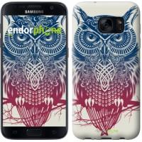 Чехол для Samsung Galaxy S7 G930F Сова 2 2726m-106