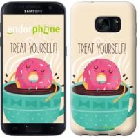 Чехол для Samsung Galaxy S7 G930F Treat Yourself 2687m-106