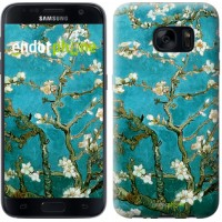 Чехол для Samsung Galaxy S7 G930F Винсент Ван Гог. Сакура 841m-106