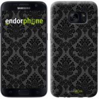 Чехол для Samsung Galaxy S7 G930F Винтажный узор 2269m-106