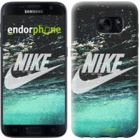 Чехол для Samsung Galaxy S7 G930F Water Nike 2720m-106