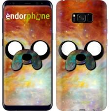 Чехол для Samsung Galaxy S8 Plus Adventure Time. Jake v2 1204c-817