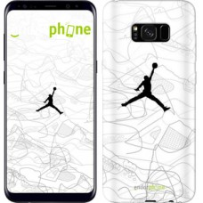 Чехол для Samsung Galaxy S8 Plus Air Jordan 3688c-817
