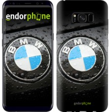 Чехол для Samsung Galaxy S8 Plus BMW 845c-817