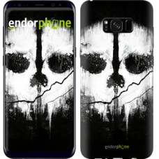 Чехол для Samsung Galaxy S8 Plus Call of Duty череп 150c-817