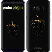 Чехол для Samsung Galaxy S8 Plus Черная клубника 3585c-817