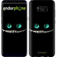 Чехол для Samsung Galaxy S8 Plus Чеширский кот 689c-817