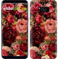 Чехол для Samsung Galaxy S8 Plus Цветущие розы 2701c-817