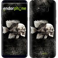 Чехол для Samsung Galaxy S8 Plus Рыбо-человек 683c-817