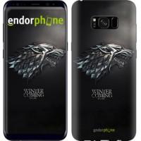 Чехол для Samsung Galaxy S8 Plus Game of thrones. Stark House 1120c-817