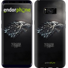 Чехол для Samsung Galaxy S8 Plus Game of thrones. Stark House 1120c-817