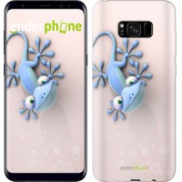 Чехол для Samsung Galaxy S8 Plus Гекончик 1094c-817