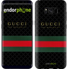 Чехол для Samsung Galaxy S8 Plus Gucci 1 451c-817
