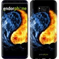Чехол для Samsung Galaxy S8 Plus Инь-Янь 1670c-817