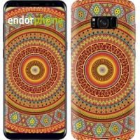 Чехол для Samsung Galaxy S8 Plus Индийский узор 2860c-817