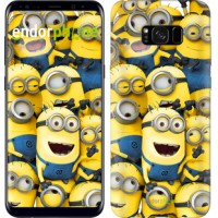 Чехол для Samsung Galaxy S8 Plus Миньоны 8 860c-817