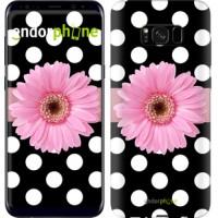 Чехол для Samsung Galaxy S8 Plus Горошек 2 2147c-817
