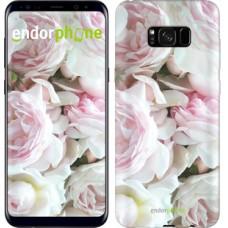 Чехол для Samsung Galaxy S8 Plus Пионы v2 2706c-817