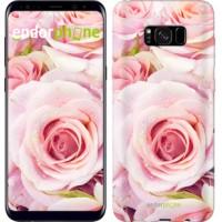 Чехол для Samsung Galaxy S8 Plus Розы 525c-817
