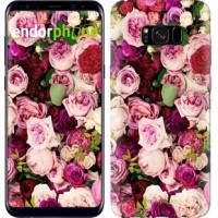 Чехол для Samsung Galaxy S8 Plus Розы и пионы 2875c-817